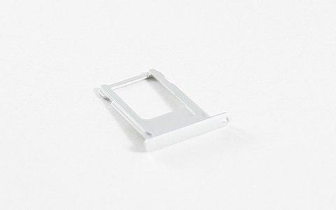 Контейнер SIM для iPhone 6S Серебро