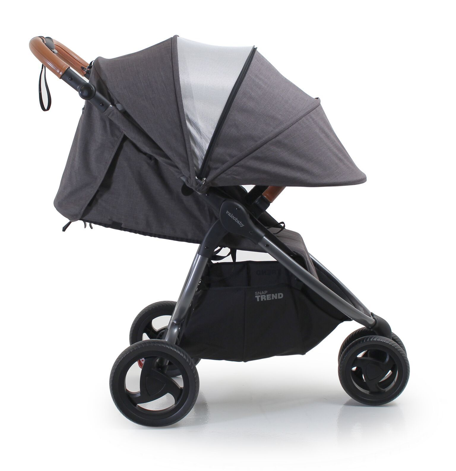 Прогулочная коляска Valco baby Snap Trend 3 / Charcoal