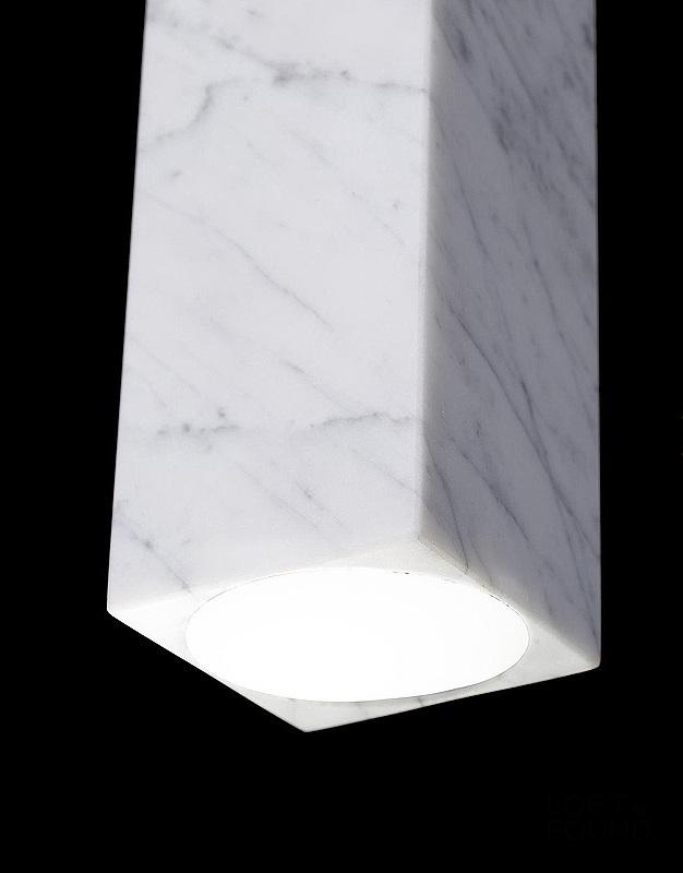 Подвесной светильник Marble Brick