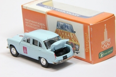 Moskvich-403 Moscow-80 version 4 Agat Mossar Tantal 1:43