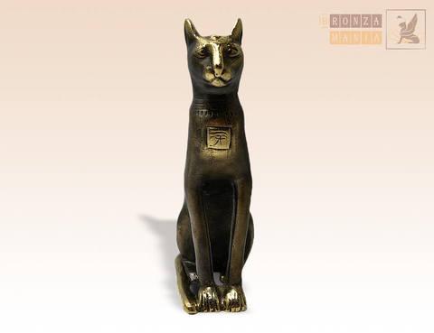 статуэтка богиня - кошка Бастет