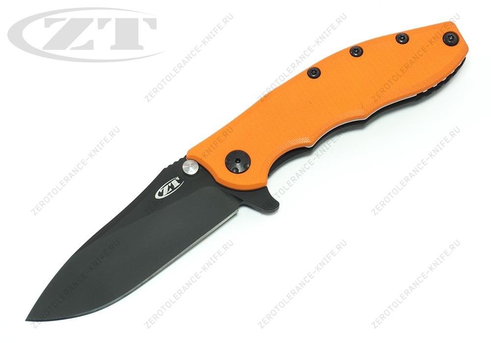 Нож Zero Tolerance 0562ORBLK Hinderer
