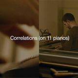 Carlos Cipa / Correlations - On 11 Pianos (CD)