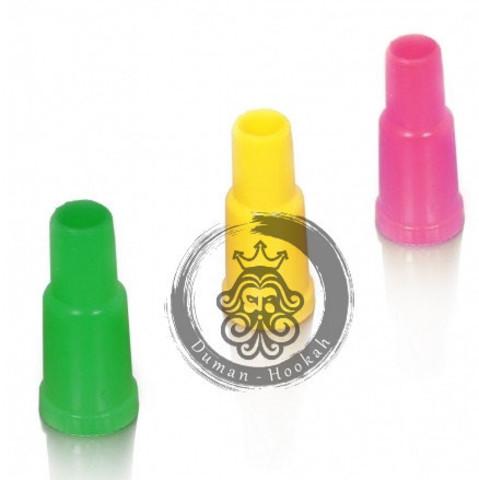 Мундштуки одноразовые для кальяна | Гильза (Лесенка) Цветные 100шт