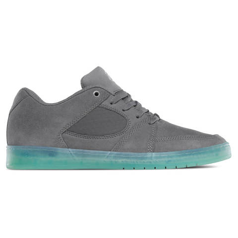 ES Accel Slim (Dark Grey/Blue)