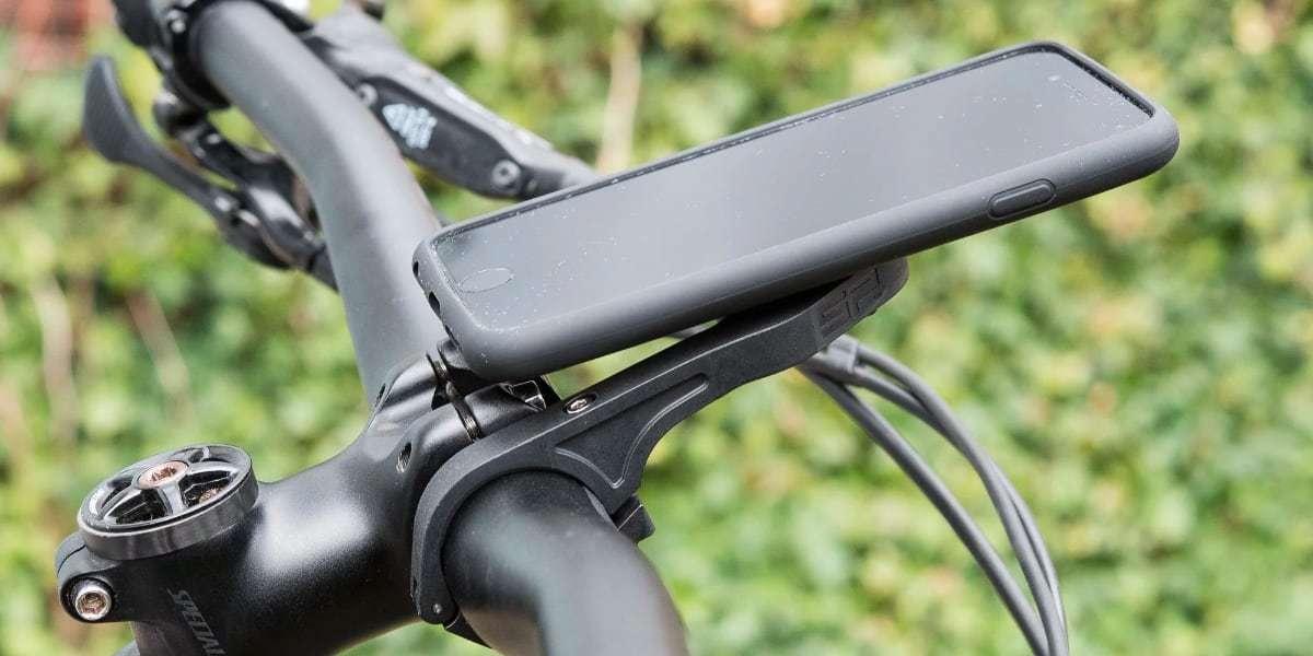 Крепление на руль велосипеда SP Connect HANDLEBAR MOUNT на руле
