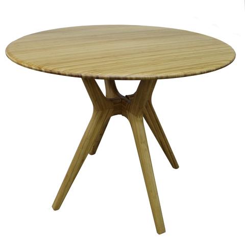 Обеденный стол из бамбука Greenington SITKA G-0097-CA, карамель