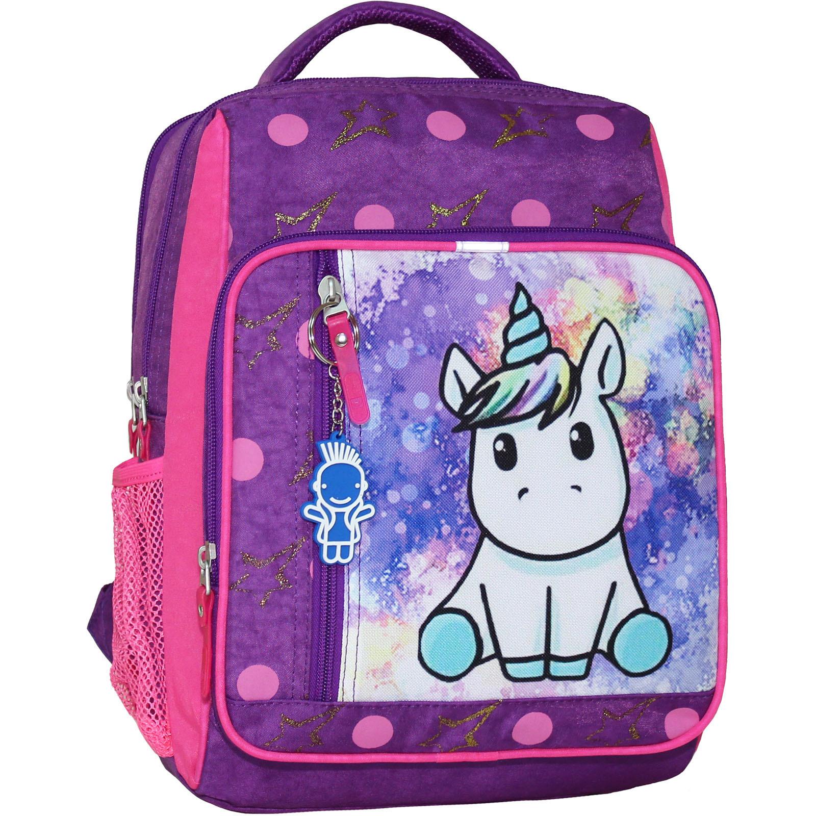 Школьные рюкзаки Рюкзак школьный Bagland Школьник 8 л. 339 фiолетовий 428 (00112702) IMG_5257_428_.JPG