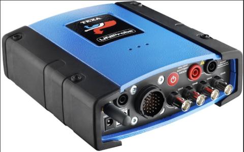 UNIProbe Мотортестер для аналоговых и цифровых измерений Z04260 Texa, (Италия)