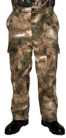 Камуфляжные брюки Скат (твил 635-5)