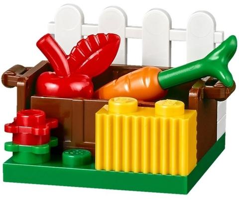 LEGO Friends: Салон для жеребят 41123 — Foal's Washing Station — Лего Френдз Подружки
