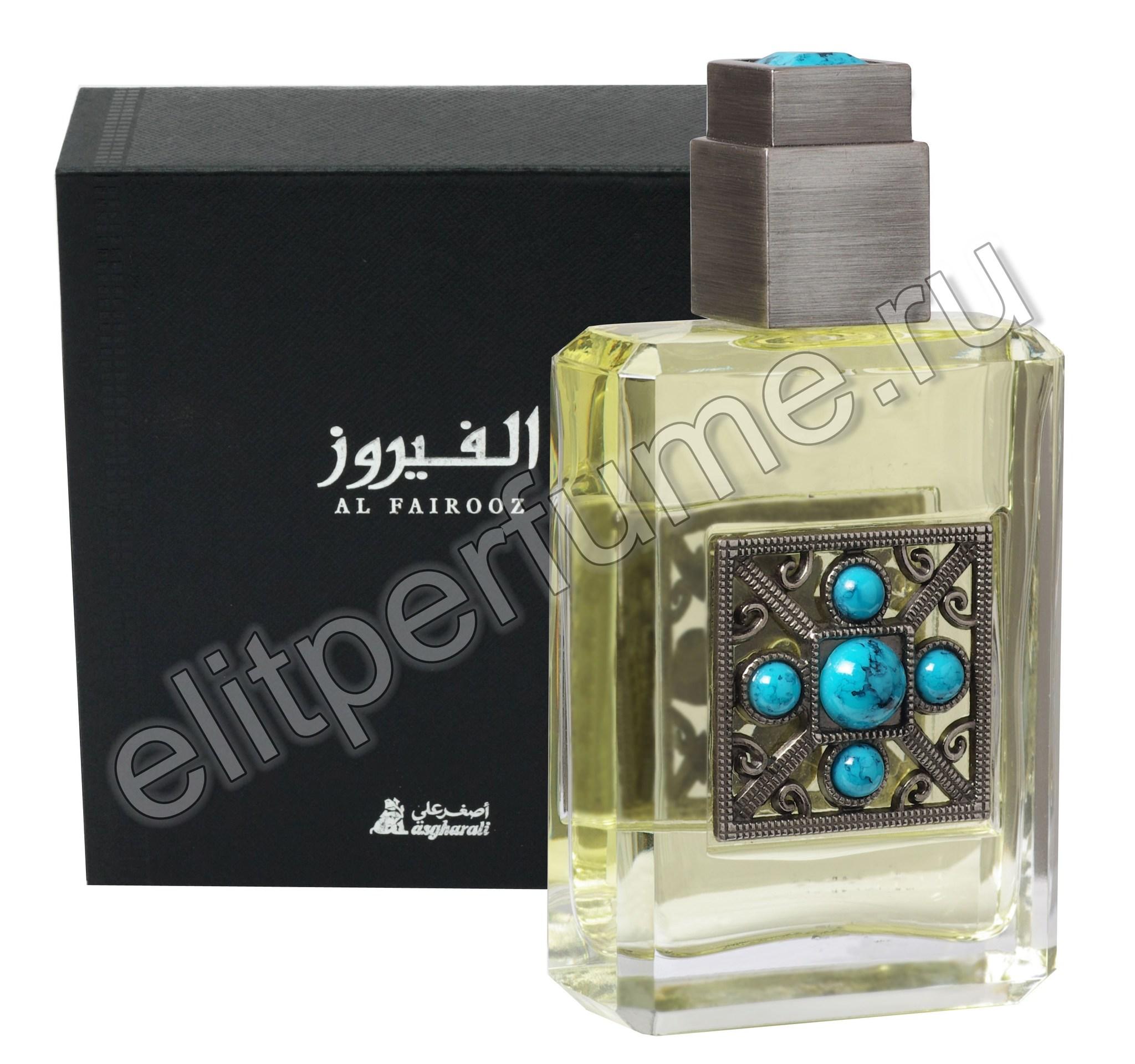 Al Fairooz  Аль Фэйруз 45 мл спрей от Ашгарали Asgharali