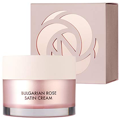 Heimish Bulgarian Rose Satin Cream крем для лица 55мл