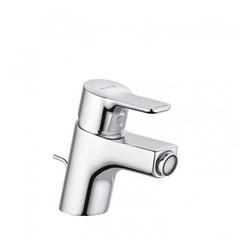 Смеситель для биде однорычажный с донным клапаном Kludi Pure&Easy 375330565 фото
