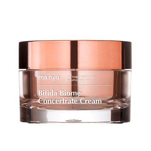 Крем Для Лица С Бифидобактериями MANYO FACTORY Bifida Biome Concentrate Cream