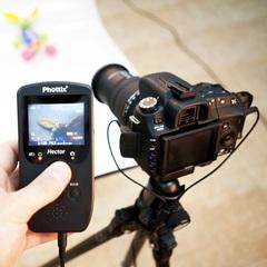 Пульт дистанционного управления Phottix Hector Live-View Wired Remote Set C8P4