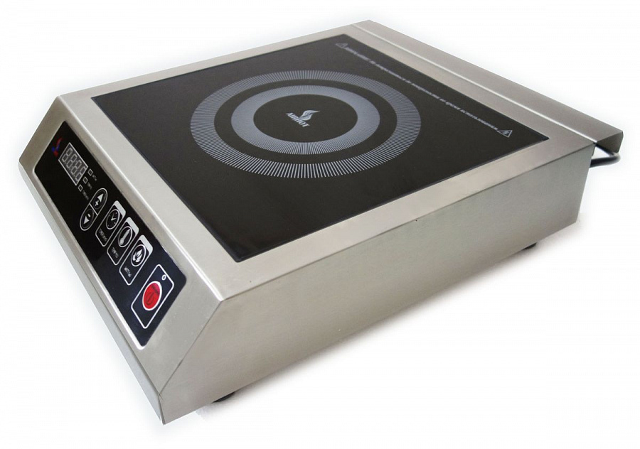 фото 1 Плита индукционная Airhot IP3500 на profcook.ru