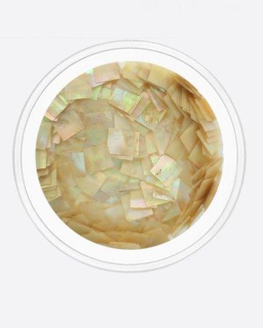 ARTEX Ракушка геометрия, квадрат (бежевый)