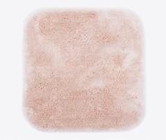 Коврик для ванной WasserKRAFT Wern Powder pink BM-2554 55х57 см