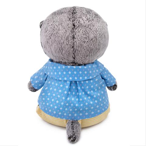 Кот Басик Baby в рубашке и шортиках
