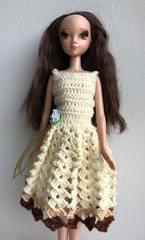 Одежда для кукол Barbie  Кофе с молоком