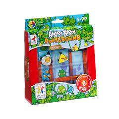 Angry Birds Playground «Наверху»