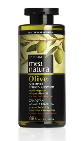 Шампунь для сухих и поврежденных волос Mea Natura 300 мл