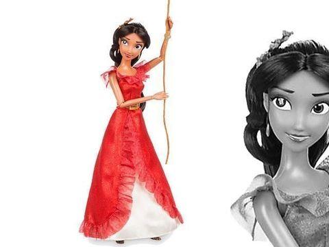 Оригинальная кукла  Disney Princess - Кукла Елена, производитель Disney.