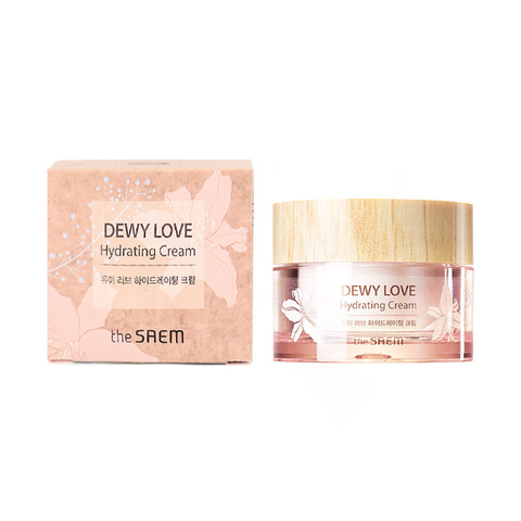 Крем увлажняющий The Saem Dewy Love Hydrating Cream (50мл)