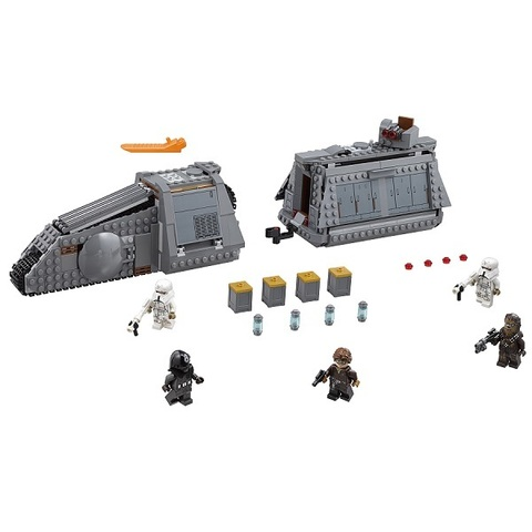 LEGO Star Wars: Имперский транспорт 75217 — Imperial Conveyex Transport — Лего Звездные войны Стар Ворз