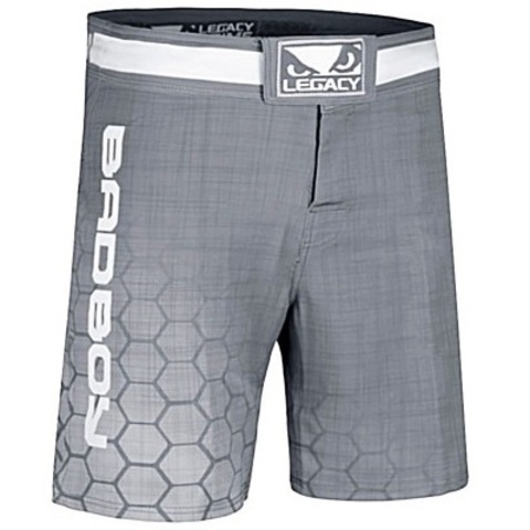 Шорты для MMA Bad Boy Legacy Prime Shorts - Grey