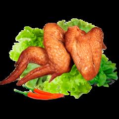 Крылья куриные копченые, Алимпиев