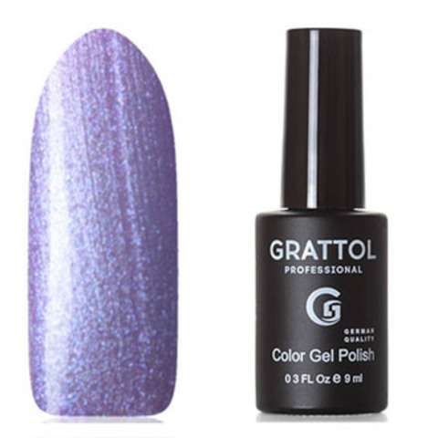 Grattol, Гель-лак Classic Collection №161, Wisteria pearl 61304