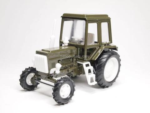 Tractor MTZ-82 Belarus (green) Agat Mossar Tantal 1:43