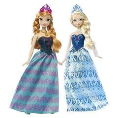 Набор кукол Анна и Эльза Фрозен, Модный приговор