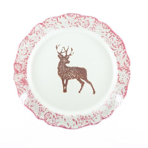 Керам-ое изделие Дессертная тарелка  Ø 18 Матовый