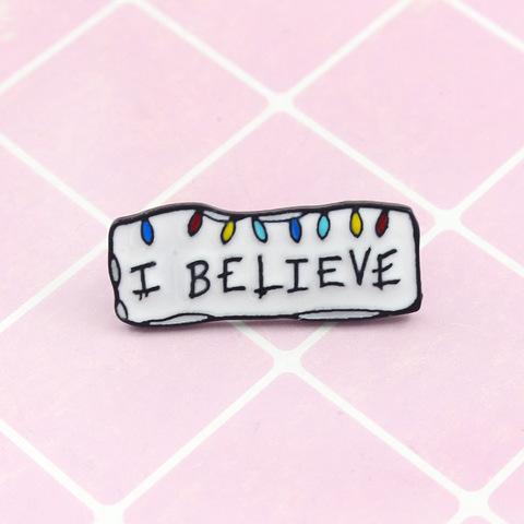 Значок, пін - I Believe
