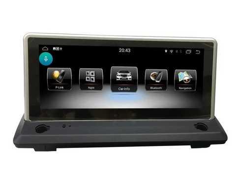 Штатная магнитола VOLVO XC90 Android 9.0 4/32GB IPS экран DSP модель V8005