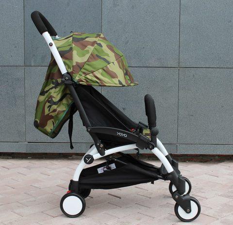 Детская коляска Yoya 6+ Хаки напрокат