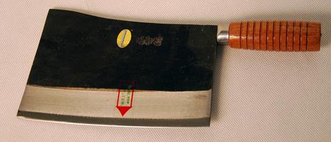 Китайский поварской нож