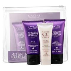 Alterna Caviar СС cream Moisture Travel Set - Набор «Активное увлажнение и восстановление»