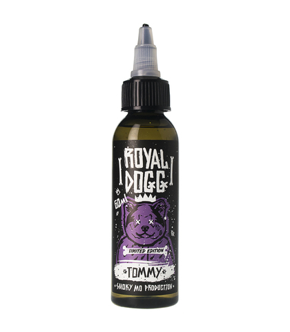 Royal Dogg Royal Dogg: Жидкость Tommy Limited Edition, 60 мл