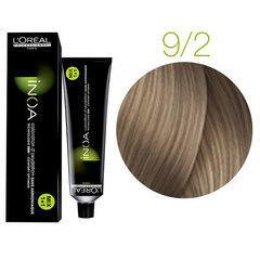 L'Oreal Professionnel INOA 9.2 (Очень светлый блондин перламутровый) - Краска для волос