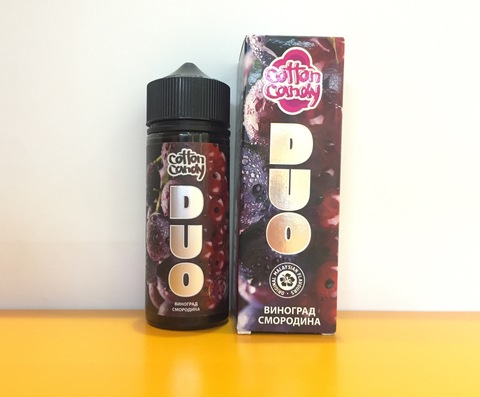 Виноград/Смородина by DUO 120ml