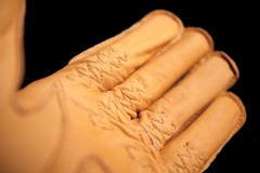 Мотоперчатки - ICON 1000 RIMFIRE (желтые)