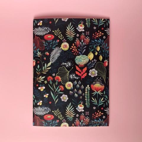 Тетрадь «Floral»