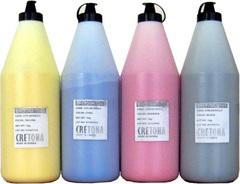 CRETONA KOREA CB541A/CE321A/CF351A (CTC-HP1215-C), голубой (cyan), упаковка 1кг - купить в компании CRMtver