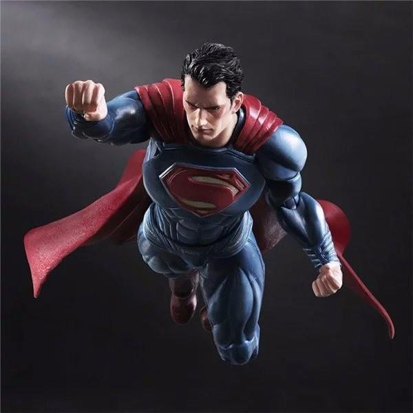 Бэтмен против Супермена фигурка Супермен (копия) — Batman v Superman Dawn of Justice Superman Play Arts Kai (copy)