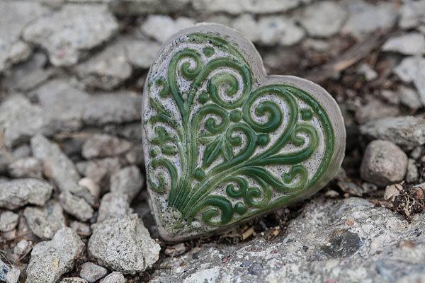 Мыло Сердце. Пластиковая форма