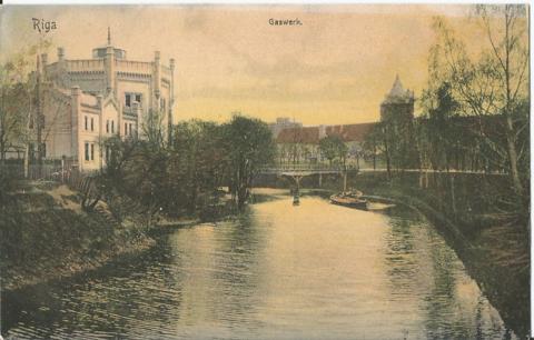 Riga Gaswerk